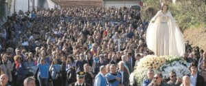 Via alla causa di beatificazione di Natuzza, in 20 mila a Paravati accolgono l'annuncio