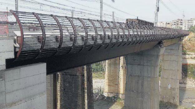 alta velocità, fiume petrace, gioia tauro, nuovo ponte, rfi, Reggio, Calabria, Cronaca