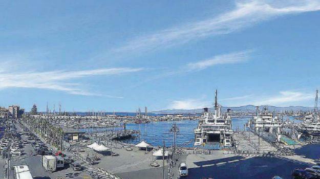 contratto di lavoro, porti, sciopero nazionale porti, sindacati, Carmelo Garufi, Letterio D'Amico, Michele Barresi, Messina, Sicilia, Cronaca