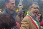 Il sindaco di Amendolara, Salvatore Antonio Ciminelli