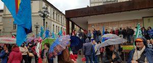 Protesta dei precari comunali in Calabria, in piazza a Catanzaro 4.500 lavoratori