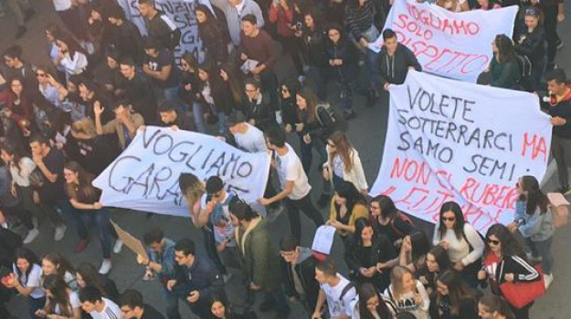 protesta trebisacce, Cosenza, Calabria, Cronaca