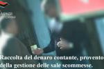 """Le mani della mafia sulle scommesse on line, il video dell'operazione """"Revolutionbet 2"""""""
