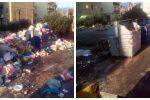 Emergenza rifiuti a Messina, a fatica si va verso la normalità: ecco tutte le zone degli interventi