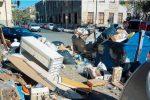 Mezzi guasti e contratti scaduti, a Messina 200 tonnellate di rifiuti per strada