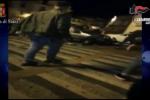 Lite per uno sguardo di troppo a Lamezia: il video della rissa in centro diventa virale