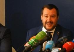 Così il ministro dell'Interno Matteo Salvini nel corso dell'incontro con e Marine Le Pen, leader del Rassemblement National.