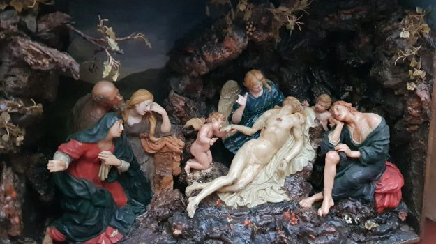 catanzaro, caterina de julianis, scarabattoli, Caterina De Julianis, vincenzo bertolone, Catanzaro, Calabria, Cultura