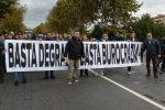 """""""Basta degrado e basta burocrazia"""": sciopero generale a Lamezia"""
