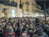 Sit-in antiracket, Libera compatta il fronte
