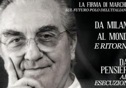 Un tour mondiale per ricordare Gualtiero Marchesi e promuovere il genio italiano in cucina