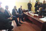 Un'immagine dell'incontro