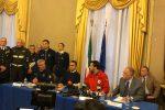 """Salvini e Di Maio a Catania: """"Etna sotto controllo, pronte le misure anti sciacalli"""""""