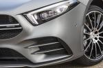 Mercedes A35 AMG 4matic, entry level sportive attira giovani