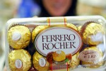 Polemica Gb su Ferrero Rocher, 'packaging meno riciclabile'