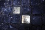 Rome Holocaust memorial stones stolen
