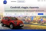 Leasys U-Go, car sharing fra privati con formule affitto