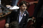 ALS suffering lawmaker quits M5S