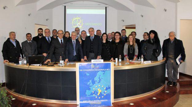 movimento cristiano lavoratori, I lavori sono stati presieduti da, Catanzaro, Calabria, Politica