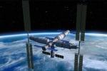 Rappresentazione artistica della futura stazione spaziale cinese (fonte: Cmseo)