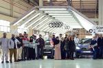Audi avvia in Algeria produzione per il Nord Africa