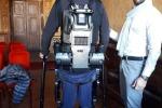 Esoscheletri per aiutare i disabili nella cura riabilitativa