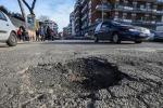Roma capitale delle buche, 136 negli ultimi 10 mesi
