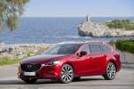 Con la nuova Mazda6 si viaggia in top class