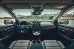 Honda CR-V Hybrid, un'elettrica che si 'alimenta' col motore