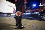 ROMA: CARABINIERI E POLIZIA IMPEGNATI IN CONTROLLI ANTICRIMINE