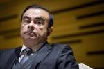 Nissan: tribunale nega l'estensione del fermo di Ghosn