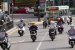 Moto, +1,3% parco circolante 2017. Trentino al primo posto