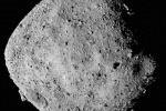 L'asteroide Bennu fotografato dalla sonda Osiris-Rex della Nasa (fonte: NASA/Goddard/University of Arizona)