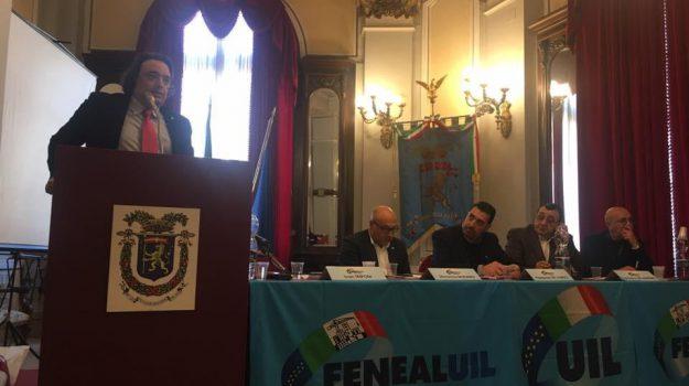 comune messina, uil messina, uol attacca del luca, Ivan Tripodi, Messina, Sicilia, Politica