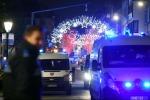 Conte blasts 'cowardly' Strasbourg attack