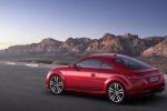 Audi, al via ordini TT: anche edizione limitata 20years