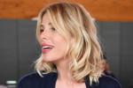 """Alessia Marcuzzi di nuovo assente a """"Le Iene"""", positivo il test rapido per il Covid"""