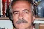 Lo scrittore Antonio Gerundino