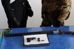 Locri, armi clandestine e ricettazione: arrestato un 48enne