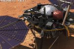 """La Nasa registra il suono del vento su Marte: """"Primo audio marziano, regalo inatteso"""""""