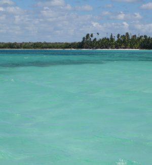 Una spiaggia della Repubblica Dominicana, foto Wikipedia