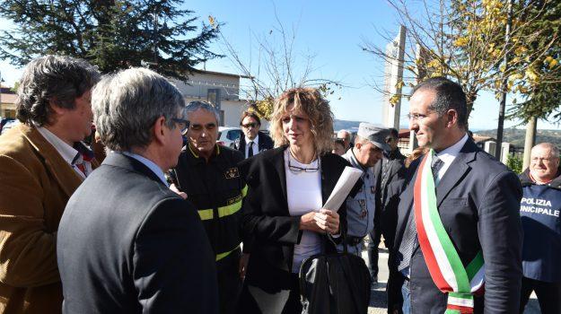 amendolara, barbara lezzi ministro per il sud, finanziamento progetto di ricerca, Cosenza, Calabria, Politica