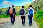 Il borgo di Castelmola e l'Etna sullo sfondo, in un video lo spettacolo della natura
