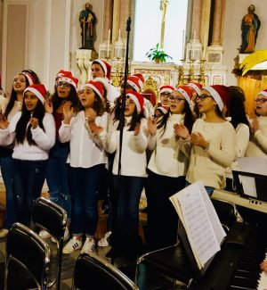 Coro e orchestra sul palco a Messina, il concerto degli studenti dell'istituto Boer-Verona Trento