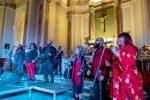 Dall'America a Messina, band di musica gospel in concerto nella chiesa di Santa Caterina: le foto