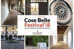 """""""Cose belle"""", a Cosenza un festival dedicato alla creatività e al design"""