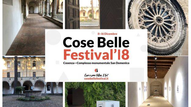 cose belle festival cosenza, Cosenza, Calabria, Cultura