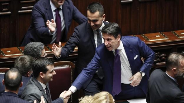 manovra, manovra alla camera, votazione manovra, Giuseppe Conte, Luigi Di Maio, Sicilia, Politica