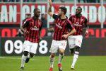 Il Milan vince in rimonta e sente odore di Champions