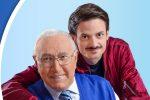 Fabio Rovazzi e Pippo Baudo, la strana coppia pronta al debutto in tv: ecco il nostro Sanremo Giovani